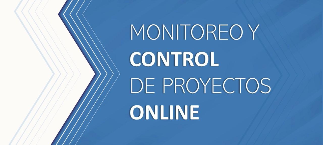 monitoreo y control de proyectos online