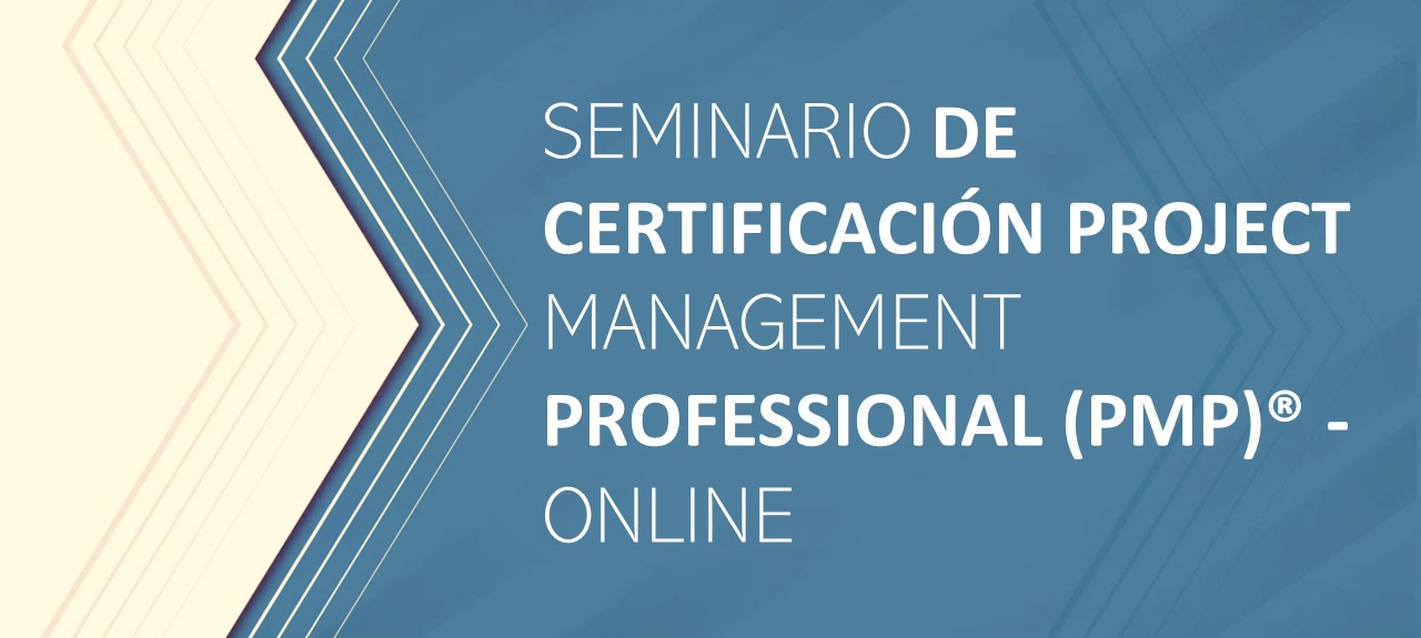 seminario certificacion pmp online