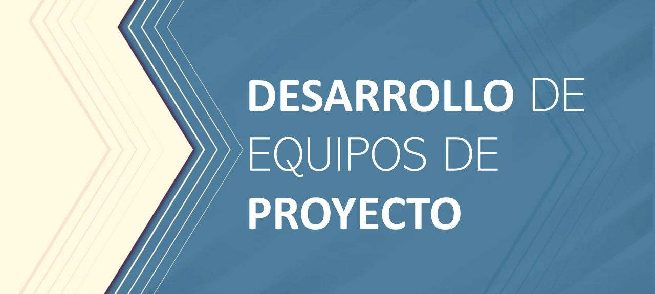 DESARROLLO EQUIPO DE PROYECTOS