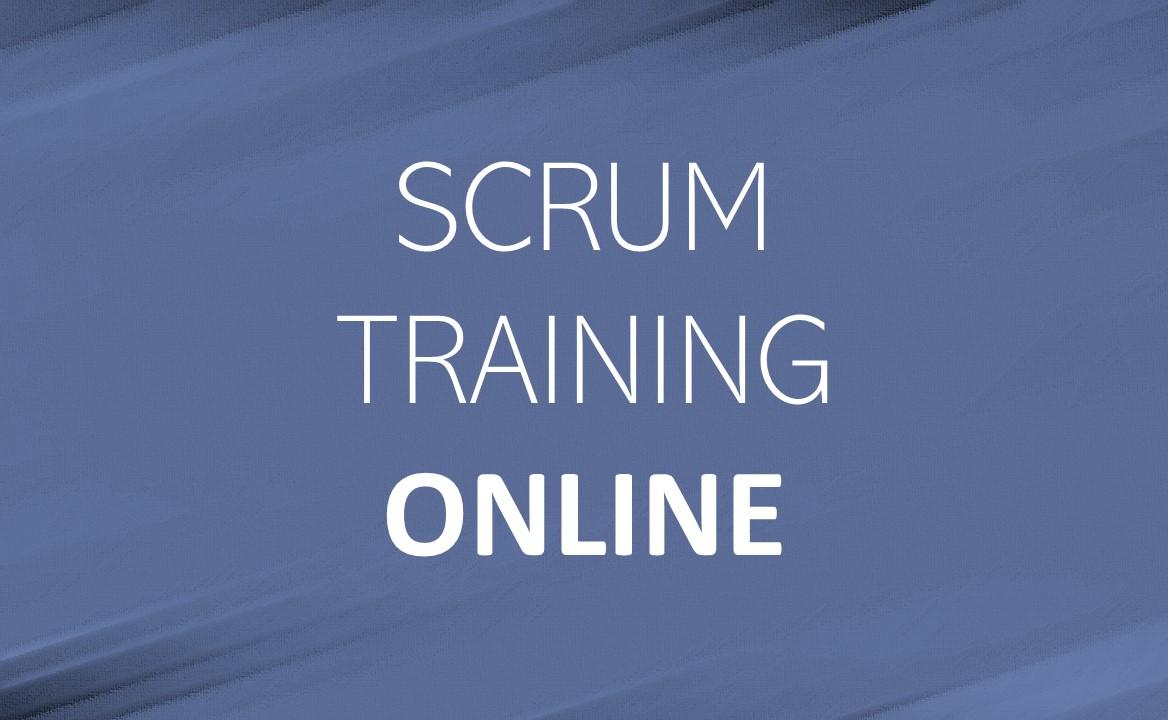 scrum trainig online