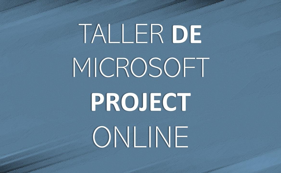 taller microsoft – online